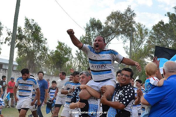 Gracias al rugby, el mensaje de Fernando Montero