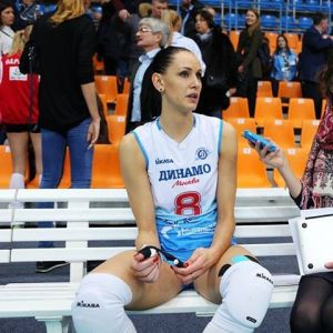 Nataliya Goncharova atlet voli seksi 2016, paha mulus, seksi, panas