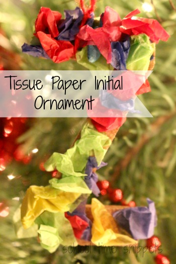 DIY Kid Friendly Christmas Ornaments