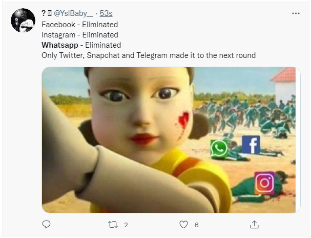meme film korea facebook whatsapp down