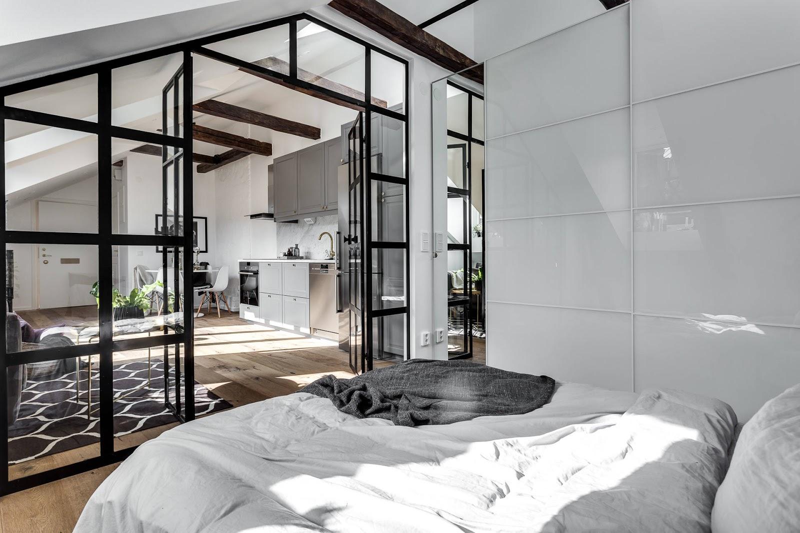 decordemon David Bagares Gata 26C Attic Apartment With