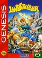 Landstalker - The Treasures of King Nole (PT-BR)