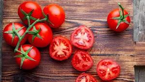Wow! Begini Efek Samping Makan Tomat Bikin Melongo