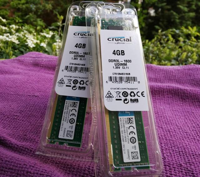 Crucial 8gb Kit 2 X 4gb Ddr3l 1600 Udimm Gadget Explained
