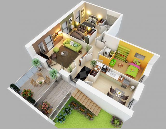 Cara Membuat Rumah Dengan Software Arsitektur