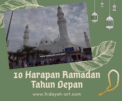 Ramadan Setelah Covid Usai
