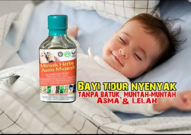 Minyak Herba Asma Mujarab Penawar Penyakit Lelah, Asma , Penat Dan Batuk