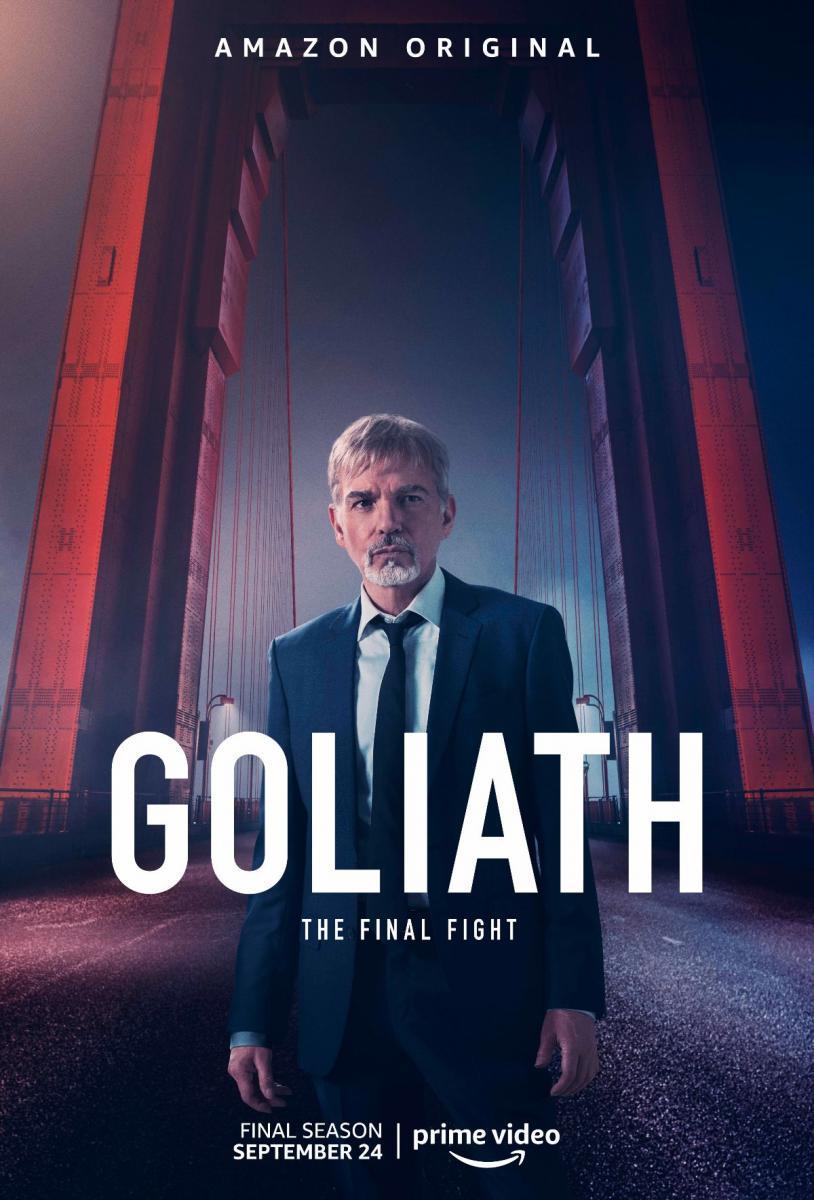 Goliat: Poder y debilidad Temporada 4 Completa 720p Dual Latino