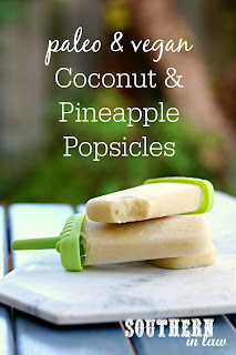 Coconut Pineapple Popsicles Recipe