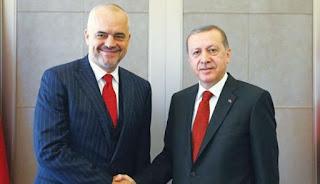 «Γκρίζες ζώνες» και στο Ιόνιο στήνουν Αλβανία - Τουρκία