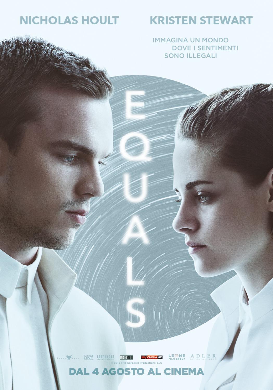 Nuevo póster de 'Equals' con Kristen Stewart y Nicholas Hoult