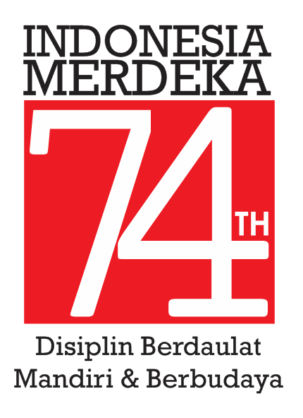 Logo 74 Tahun Indonesia Merdeka Png : tahun, indonesia, merdeka, Nusagates