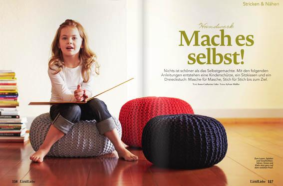 Knit Kit Knit Kit Schreibt Strickanleitungen In Der Neuen Landliebe