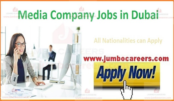 New jobs in Dubai, Vacancies in Gulf countries,
