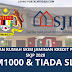 Gaji Serendah RM1000 & Tiada Slip Gaji Boleh Mohon Skim Jaminan Kredit Perumahan SKJP 2020