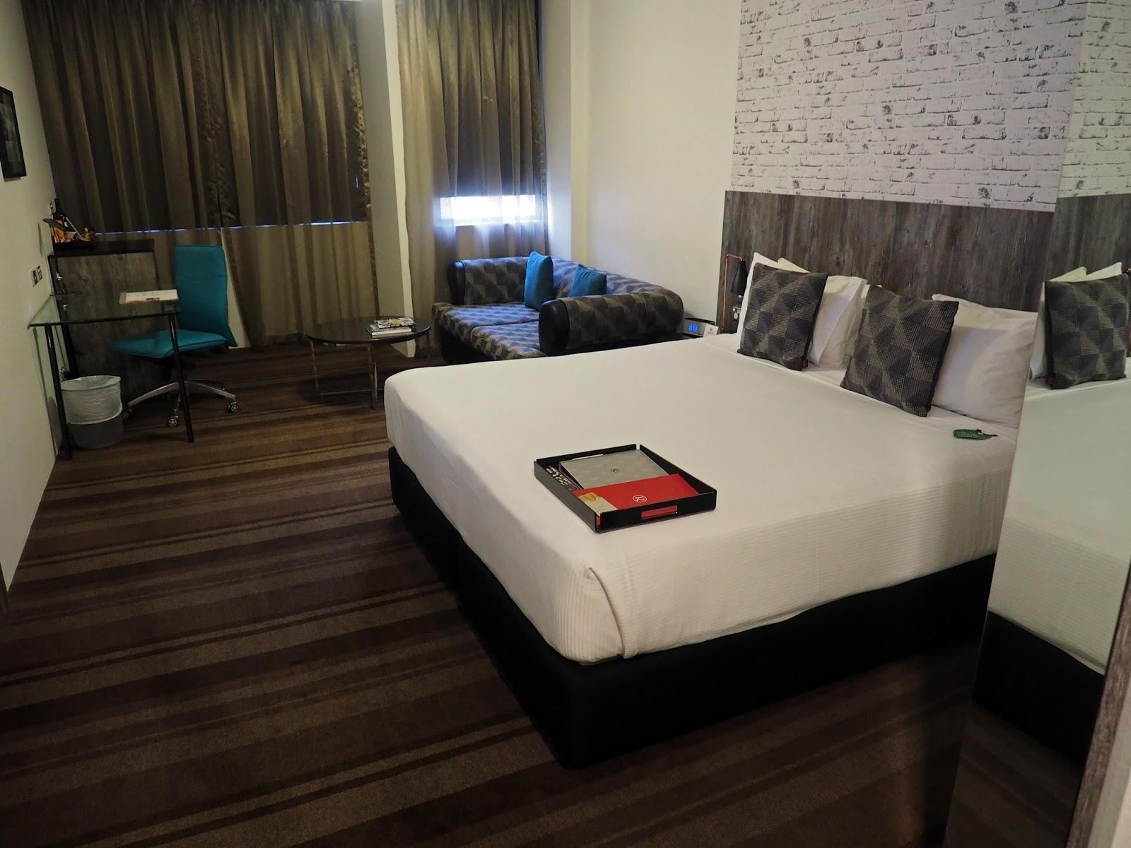 Bedroom Rydges Sydney Central