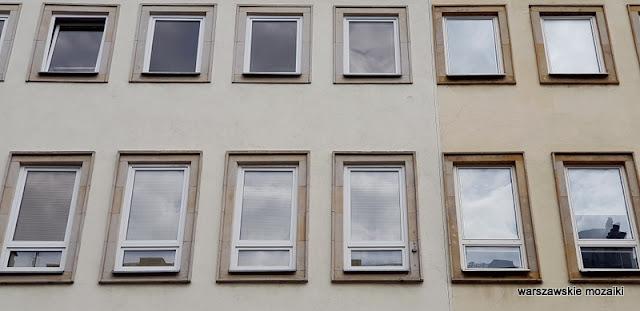 Warszawa Warsaw Ministerstwo Rodziny Pracy i Polityki Społecznej architektura architecture Śródmieście