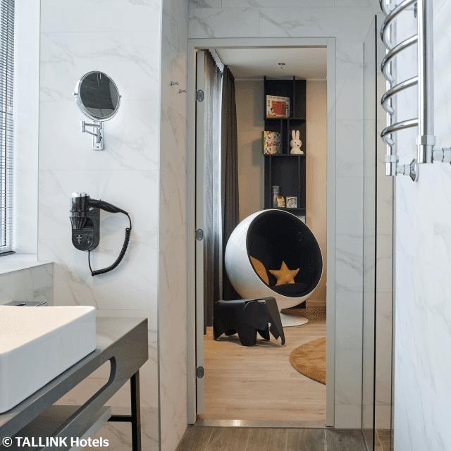 Tallink City Hotel  - Sviitti lapsiperheille