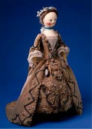 Poupées de Mode - The Dolls That Defied Wartime Embargoes