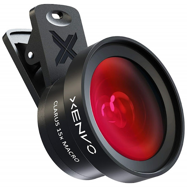 Lensa Tambahan Untuk Smartphone