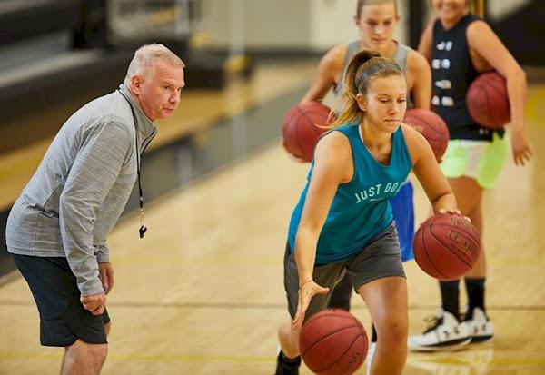 Teknik Dribble dalam Permainan Bola Basket