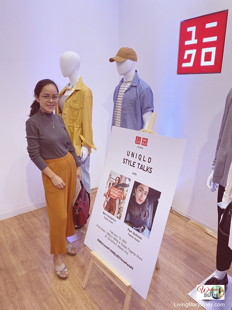 Uniqlo Style Talks