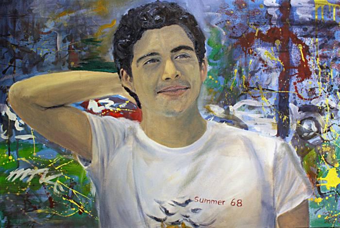 Летописец повседневной жизни. Miguel Angel Casco Arroyo