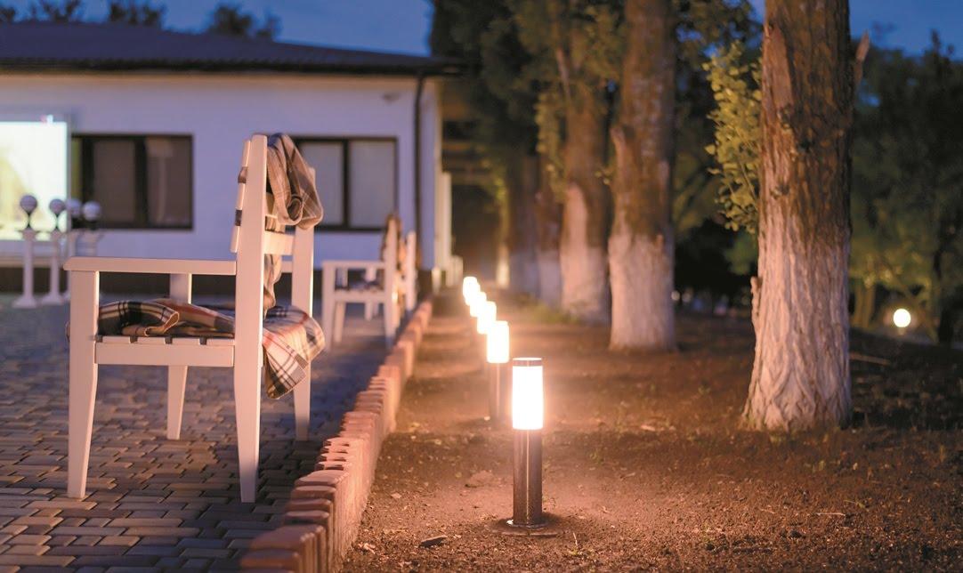 Mobili Da Giardino Brico Casa : Luci da giardino brico luci esterne da obi tutto per il fai te la