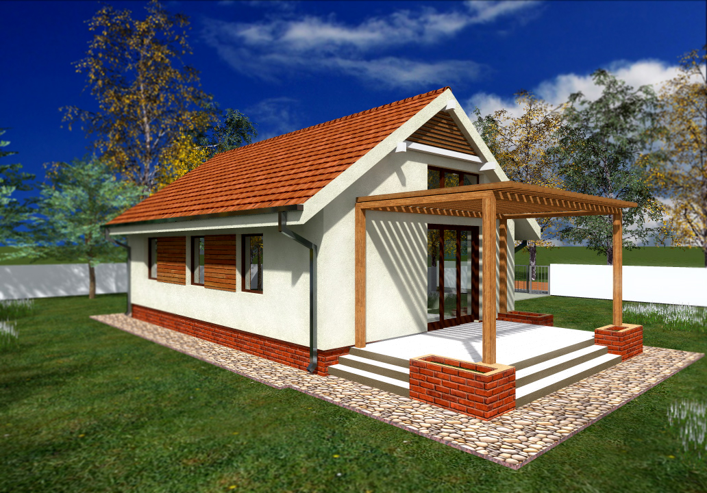 Free Small Bungalow House Plans And Layout For Affordable Home