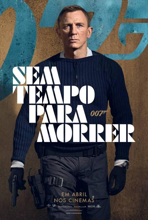 007: Sem Tempo Para Morrer/Universal Pictures/Divulgação