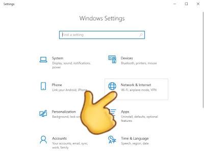 Cara KOneksi Jaringan VPN TSL/SSH Android Ke PC (Tanpa Emulator) Windows 10