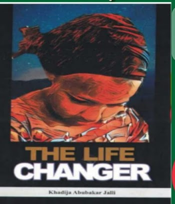 The Life Changer by Khadija .A. Jalli for JAMB [PDF Download]