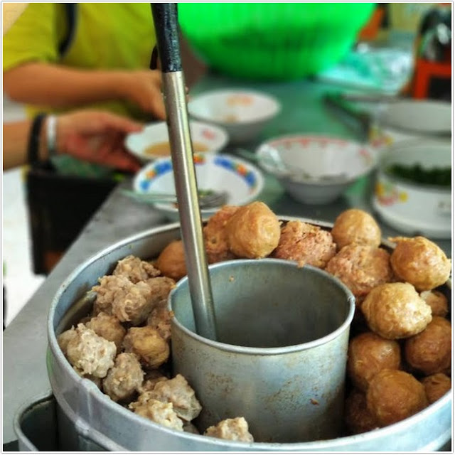 Bakso Cak Man PDK;10 Top Kuliner Pasuruan;
