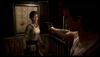 Resident Evil Zero HD Remaster Game Free Download For PC