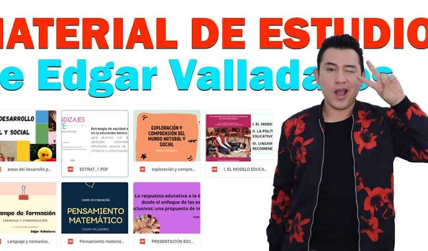 Materiales de estudio de Edgar Valladares