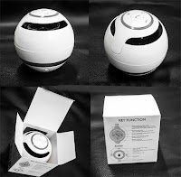 Universal Travel Adaptor, speaker & mouse wireless