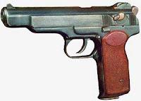 9-мм пистолет АПС Стечкин образца 1951 года