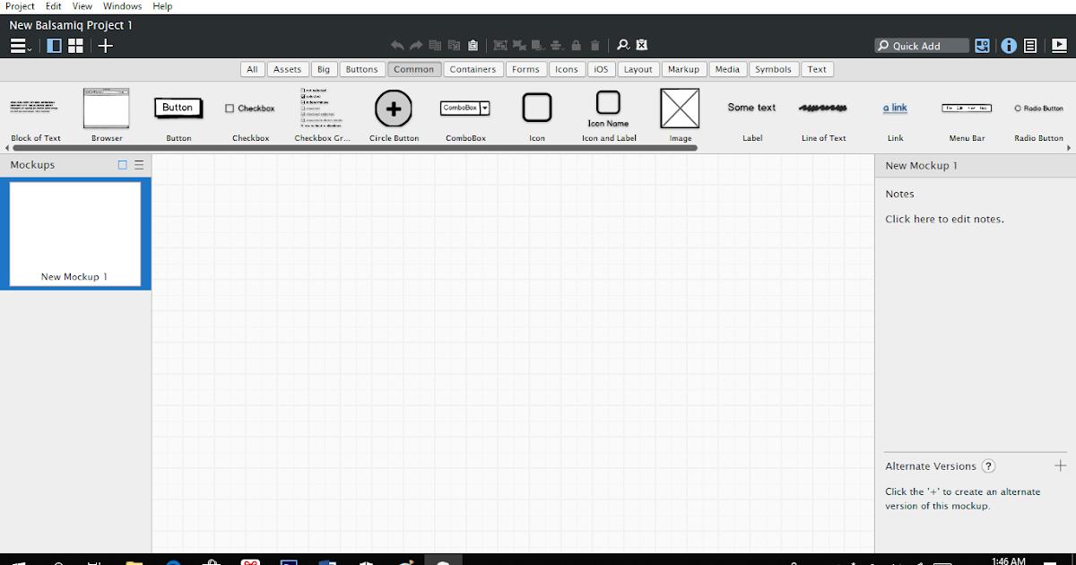 Balsamiq_Mockups 3.5.17 Full versin With Keygen