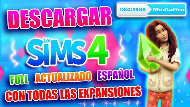 los sims 4 con todas las expansiones vida en el pueblo en español 2021