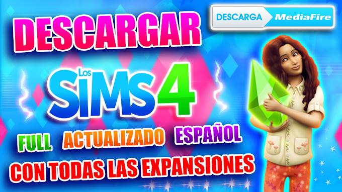 ▷ Descargar Los Sims 4 con Todas las Expansiones ⧫ TODO EN 1 ⧫ Juego Completo Actualizado en Español Full (Mediafire) ツ