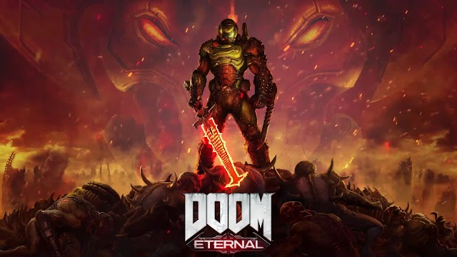 تحميل لعبة DOOM Eternal تورنت وبأقل حجم (24.6gb)