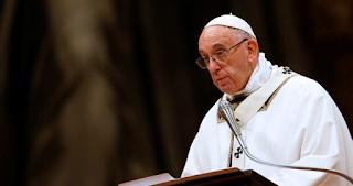 Ο Πάπας Φραγκίσκος αλλάζει το «Πάτερ Ημών»