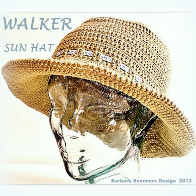 WALKER SUN HAT PATTERN