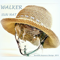 sun hats, how to crochet, crochet patterns, brimmed hats, unisex,