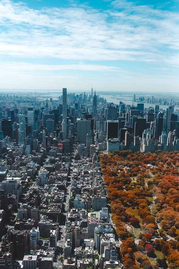 Hur ska man klä sig i New York på hösten?