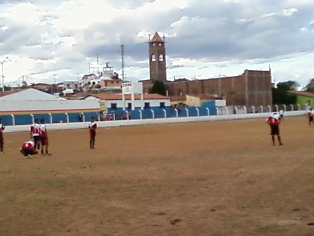 Jogo que marcou a estreia das novas traves do Estádio Municipal de Amparo