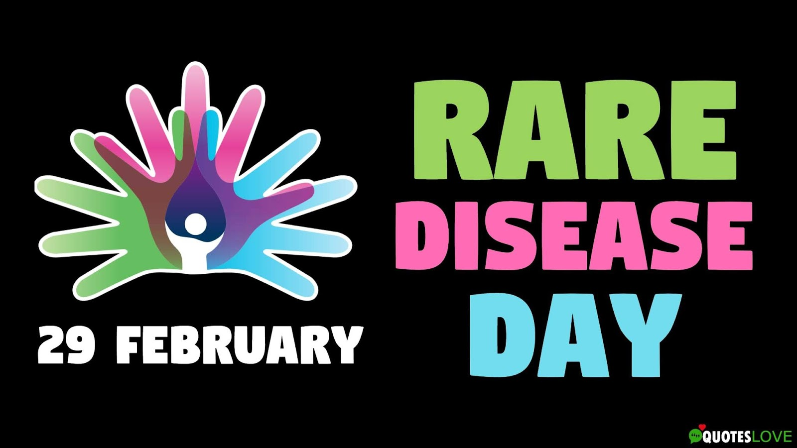Rare Disease Day Quotes, Wishes, Messages, Images, Poster, Logo, Theme