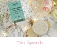 shampoing solide Melo Ayurveda