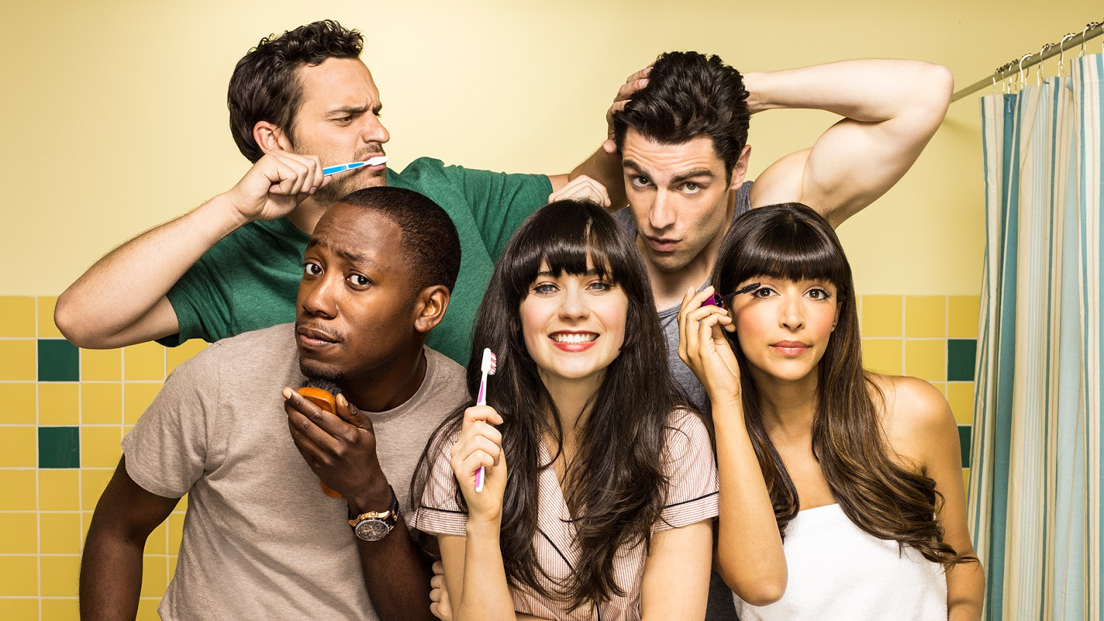 New Girl photo promo