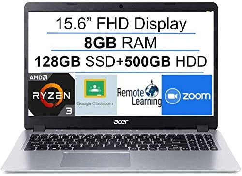 Review 2020 Newest Acer Aspire 5 15.6 FHD 1080P Laptop